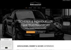 MTM Transport, Corporate Design - Planung und Konzeption.